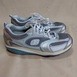 Skechers Shape Ups Women XF Accelerators Walk Shoe